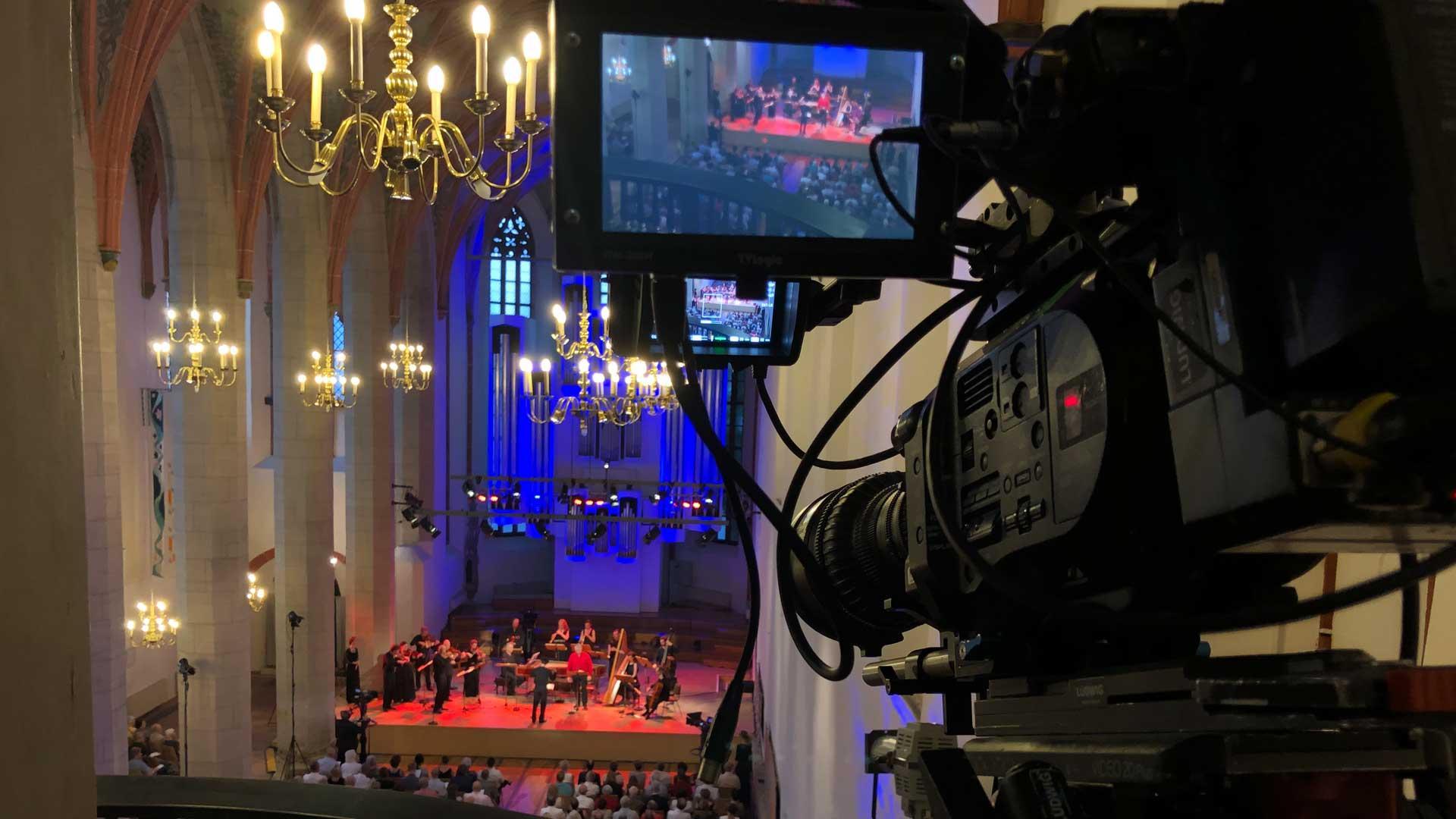 Konzert-Stream: Händelfestspiele für ARTE Concert