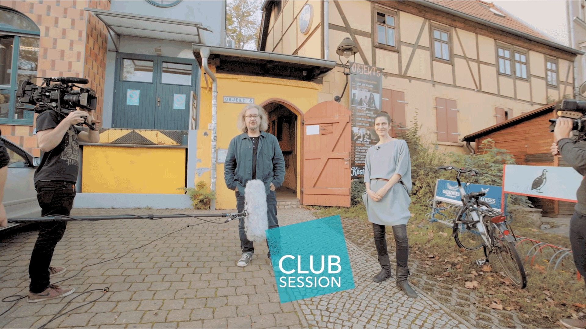 MDR Kultur Clubsessions