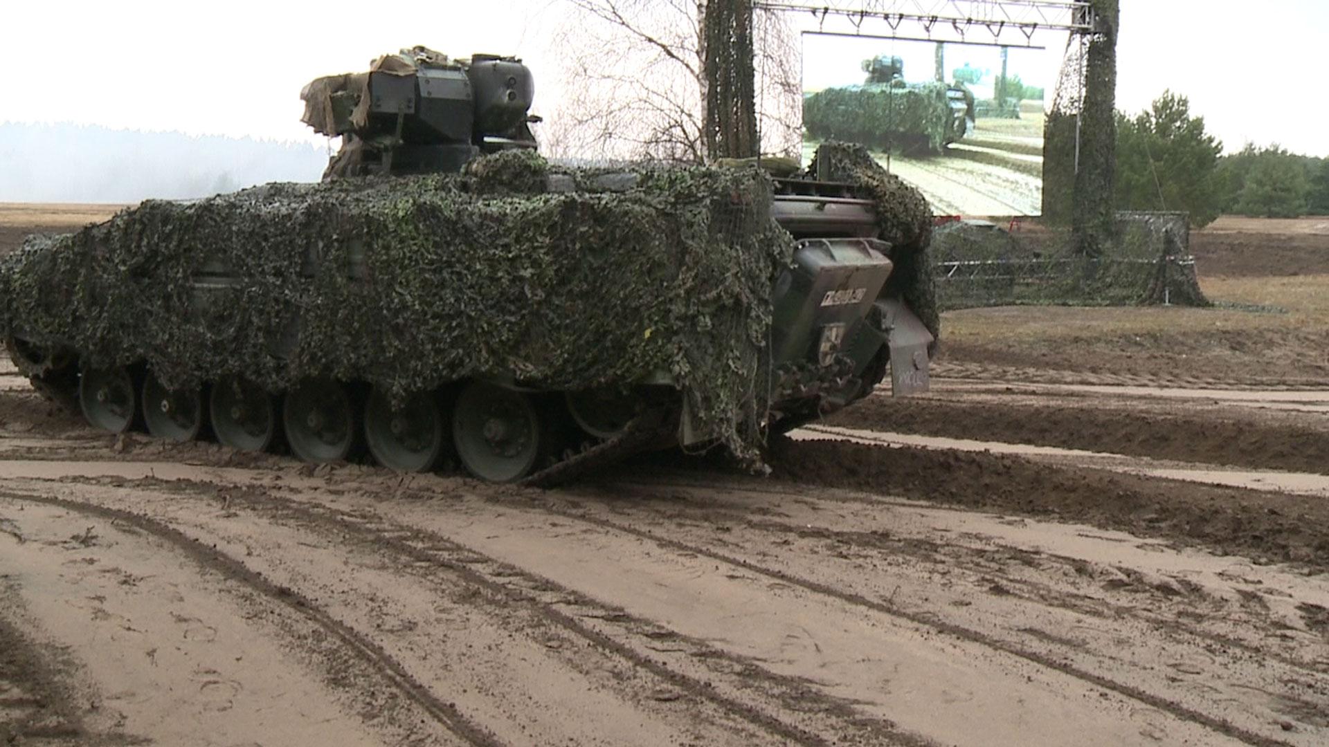 Informations- und Lehrübung des Bundeswehr-Sanitätsdienstes