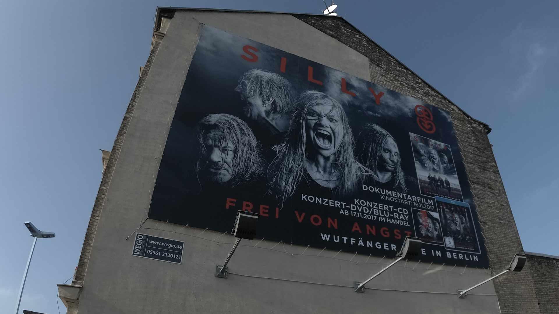 Konzertaufzeichnung Silly: Wutfänger Tour 2016